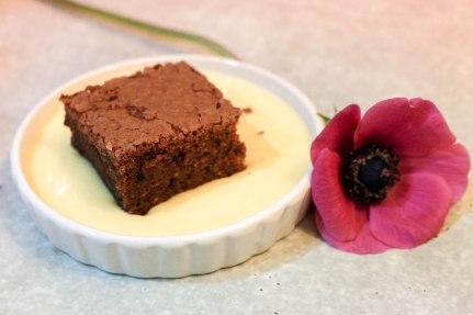 Brownie chocolat sans gluten / gluten free