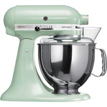 robot kitchen aid mint macaron pistache