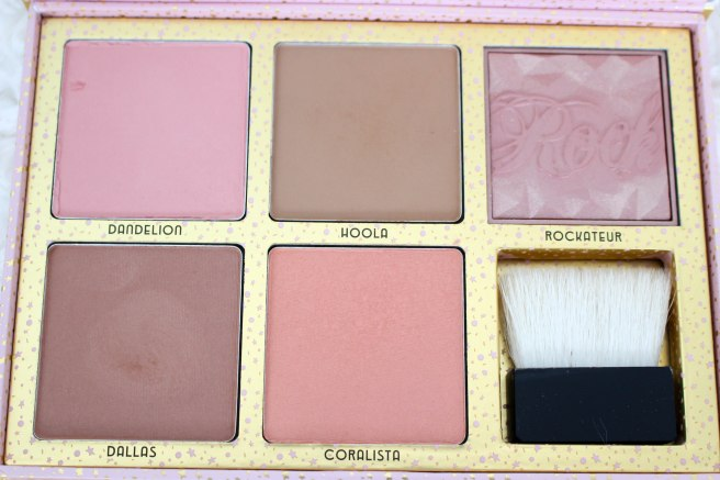 palette blush cheekathon benefit