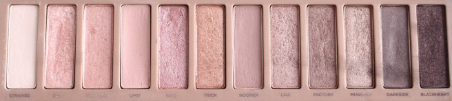 palette naked 3 urban decay tuto