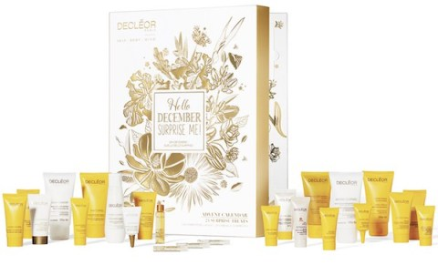 calendrier avent decleor