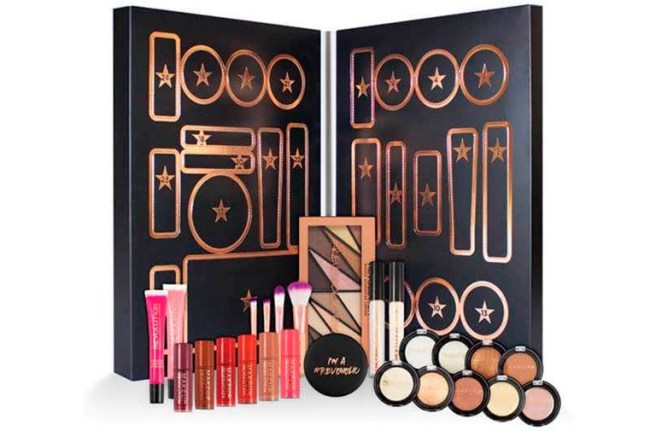 calendrier avent make up revolution